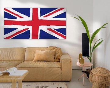 Union Jack van Jan Brons
