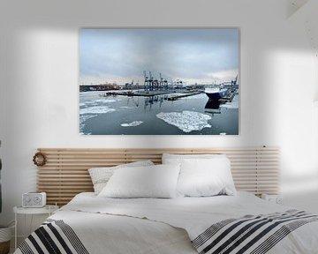 Haven Helsinki sur Gerda Beekers