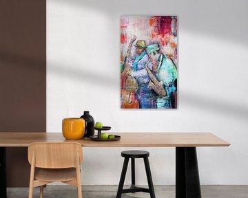 Take Five van Atelier Paint-Ing