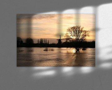 Zonsondergang van Mark Kerssing