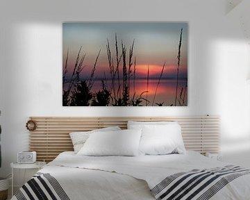 Sunset van Mark Kerssing