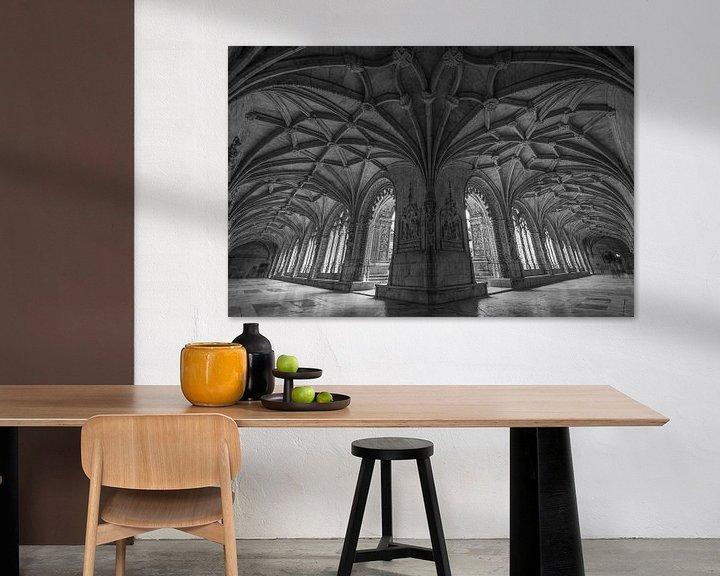 Sfeerimpressie: Mosteiro dos Jerónimos in Lissabon van MS Fotografie | Marc van der Stelt