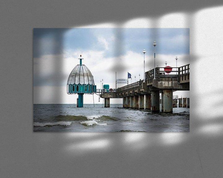Sfeerimpressie: Pier in Zinnowitz van Rico Ködder