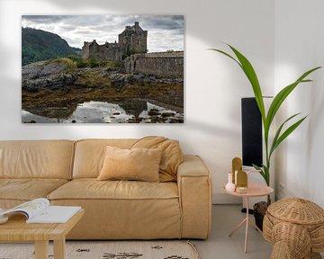 Eilean Donan Castle van Ab Wubben