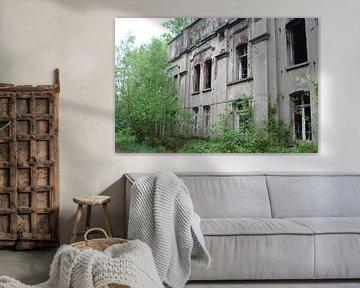 Old Building - Walem van Lyn Van Veldhoven