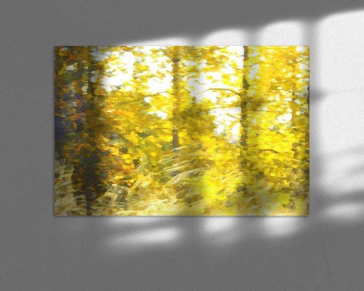 Beispiel: Inspired by Van Gogh von Susan Hol