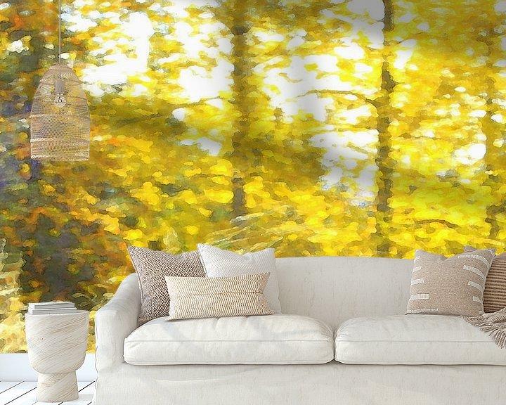 Beispiel fototapete: Inspired by Van Gogh von Susan Hol