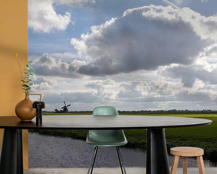Beispiel fototapete: Niederländisches Licht (2) von Dolf Siebert