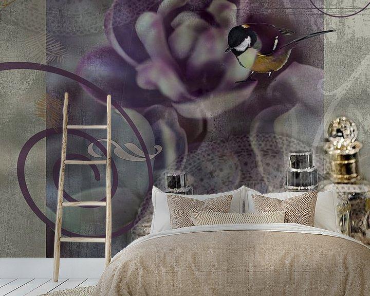Sfeerimpressie behang: Wellness van Anouschka Hendriks