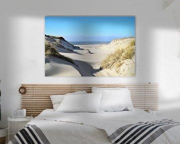 Doorkijkje duinen von Jacoba de Graaf