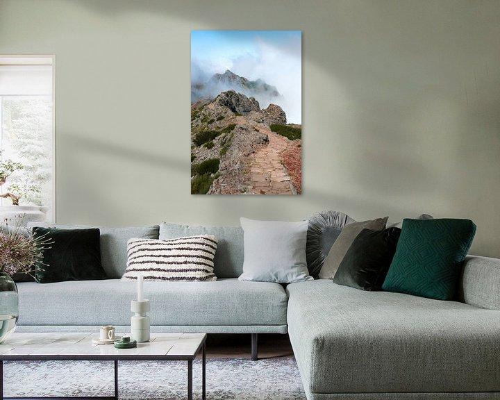 Impression: pico arieiro on madeira island sur ChrisWillemsen