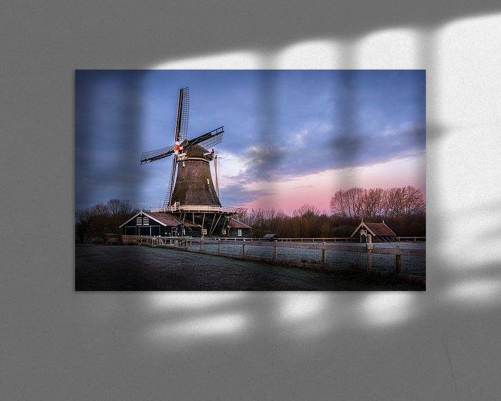 Sfeerimpressie: Bolwerksmolen Deventer van Patrick Rodink