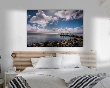 Afsluitdijk van Patrick Rodink