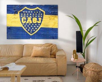 Boca Juniors van Casper Zoethout