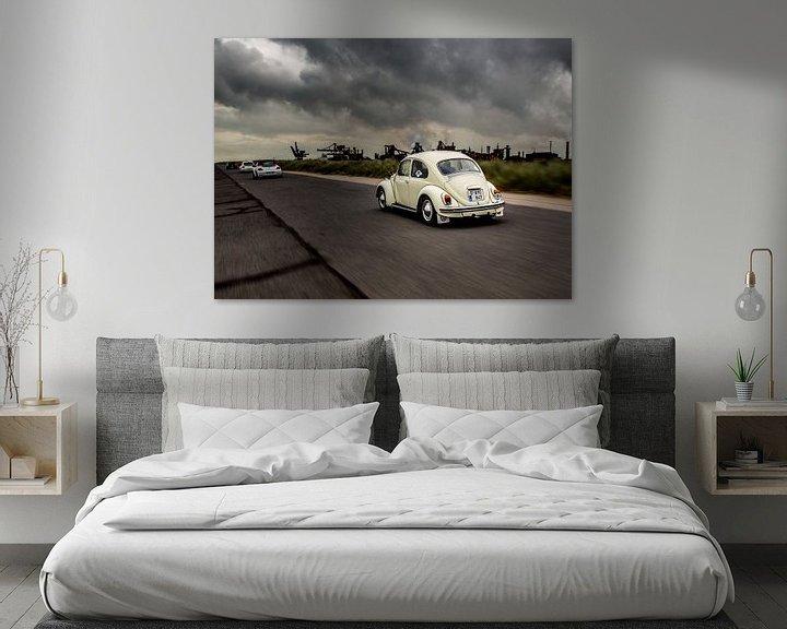 Sfeerimpressie: Beetle rolling van Jeroen van Alten