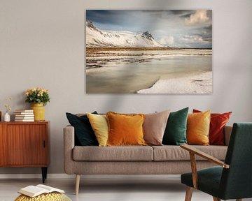 IJsland landschap van Eefke Smets