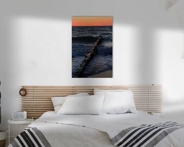 Beispiel: Ostsee von Thomas Jäger