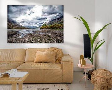 Loch Etive / Glen Etive (Highlands) Schotland