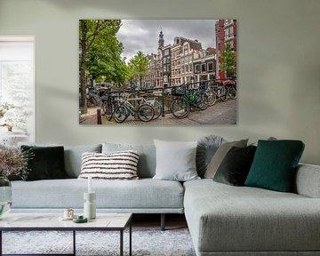 AMSTERDAM Bloemgracht   von Melanie Viola