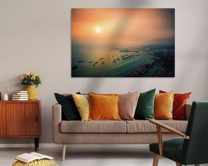 Sfeerimpressie: Sunset Symphony van Cho Tang