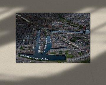 Historisch Rotterdam von Roy Poots