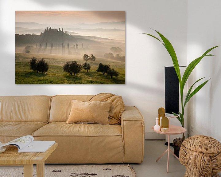 Sfeerimpressie: Toscane van Bendiks Westerink