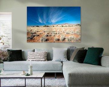 Fladderende wolken von Nico van Velden