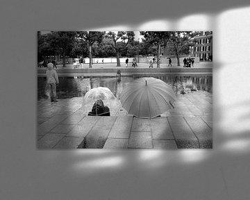 Museumplein Amsterdam von Marianna Pobedimova