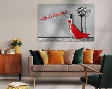 Het leven is mooi van Monika Jüngling