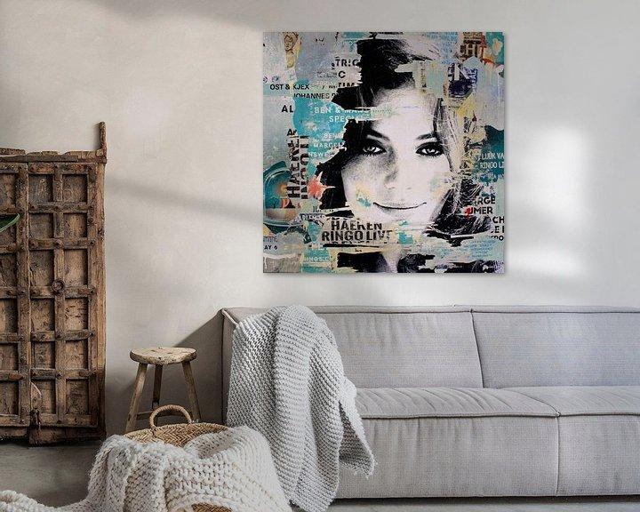 Sfeerimpressie: Jacqueline Bisset van Michiel Folkers