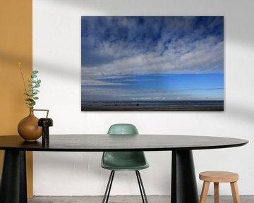 strand von Hans Raijmaekers - Acclararefoto