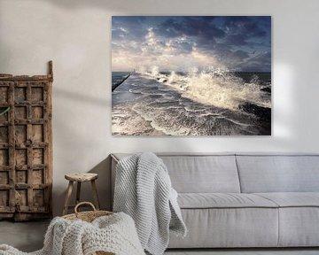 Against the tide van Arjen Roos