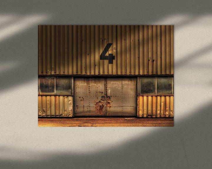 Beispiel: Old steel factory von Jerome Coppo