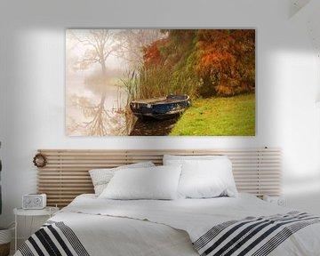 Herfstkleuren van Kees Jan Lok
