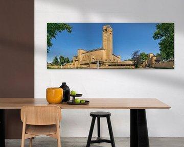 Hilversum-Rathaus, von Willem Dudok von Pascal Raymond Dorland