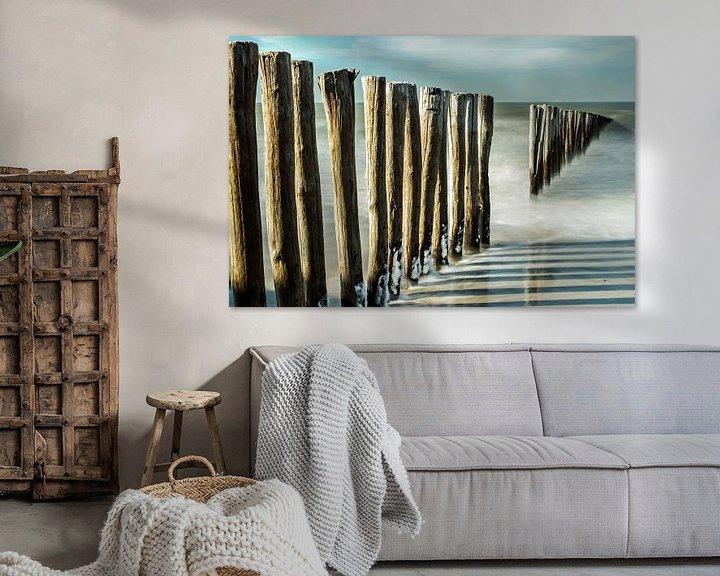 Sfeerimpressie: Domburg, Zeeland van Erik Wouters