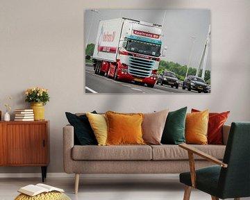 Koeltrans Transport van Rene Jacobs
