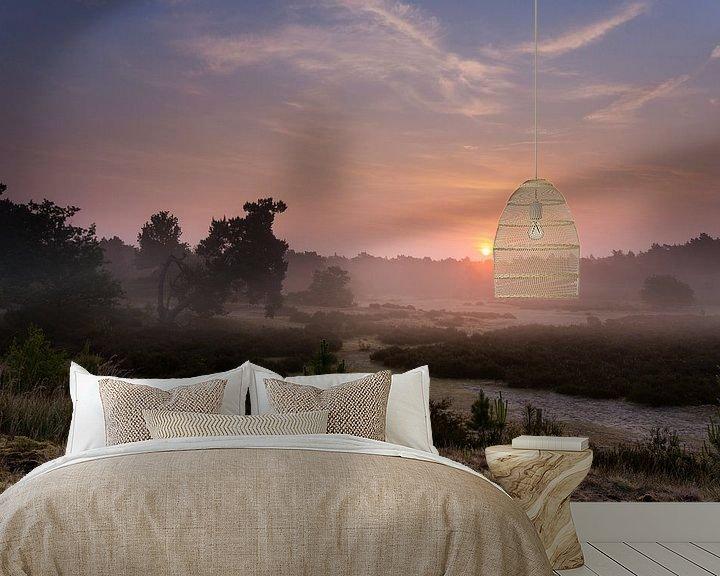 Sfeerimpressie behang: Goedemorgen van Tvurk Photography
