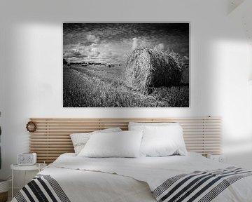 Landschap Normandië van Erik Wouters