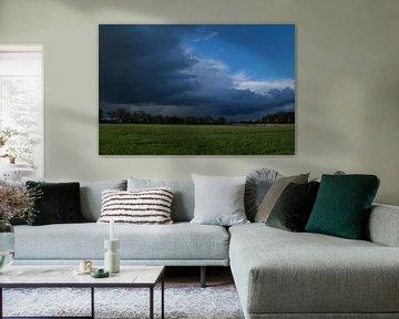 Storm op komst  von T. van der Kolk