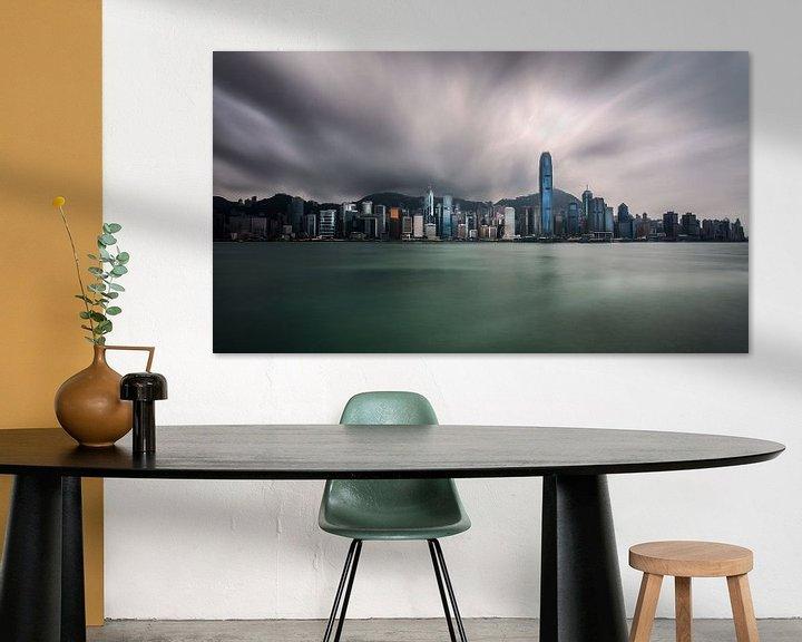 Sfeerimpressie: Hong Kong 169 van Cho Tang