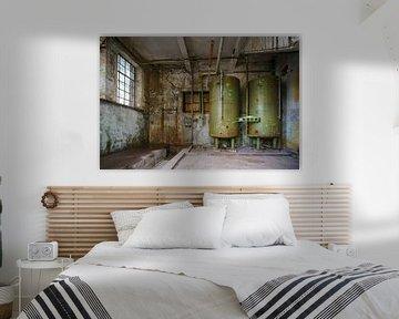 Koninklijke Lederfabriek Oisterwijk von Alice Berkien-van Mil