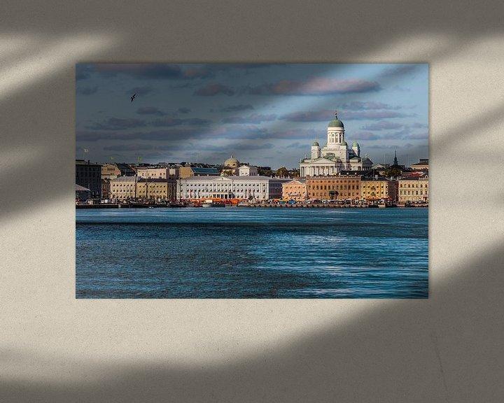 Sfeerimpressie: HELSINKI 01 van Tom Uhlenberg