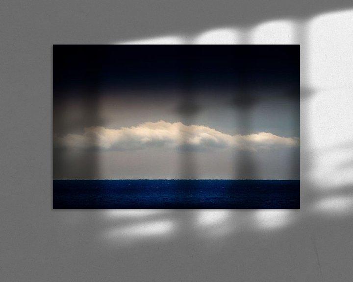 Sfeerimpressie: a fluffy line van Ruud Peters