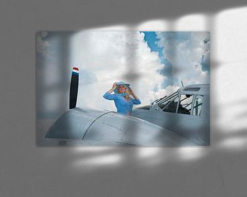 Jet Set Vogue II van Arthur Wijnen