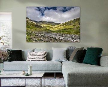 Klimmen in het Lake District