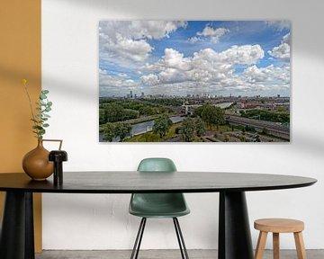 Big City / Rotterdam / Van Nelle von Rob de Voogd / zzapback