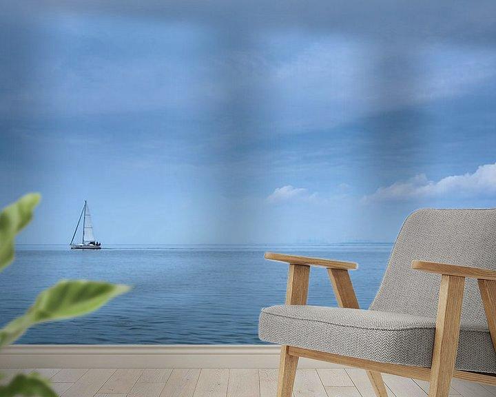 Impression: Sailing on an empty sea sur Nando Harmsen