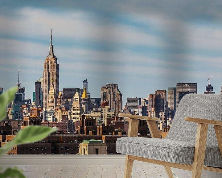 Sfeerimpressie behang: NEW YORK CITY 21 van Tom Uhlenberg