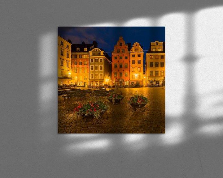 Beispiel: STOCKHOLM 06 von Tom Uhlenberg